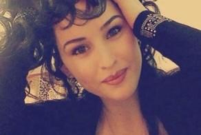Monica Bellucci from Kazakhstan