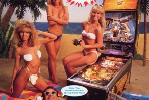 26 Wonderfully Campy Arcade Machine Posters From 80s