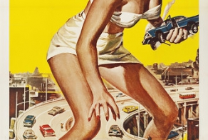 Rare Movie Posters Found in Ohio Garage up for Auction