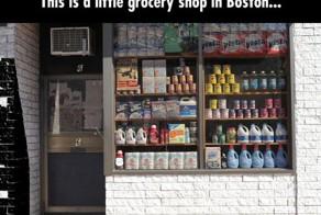 Secret Store in Boston
