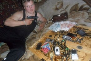 The Real-life Faces of Russian Gangsters