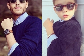 Meet Ryker—The 4-Year-Old With Way More Swag Than You