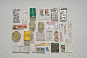 Food Rations for the Military and Army Worldwide