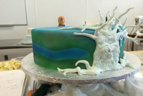 This Game Of Thrones Cake Might Be The Most Creative Dessert Ever