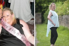This Mom Quit Eating McDonald's And Lost 100 Pounds
