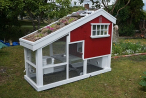 This Chicken Coop Is Cooler Than Most Human Houses.