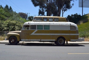 This Guy Turned A Bus From 1948 Into Something Magical