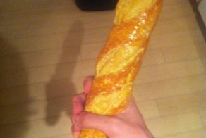Cut Your Bread With This Secret Bread Knife