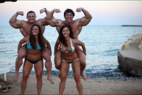 Hilarious beach photos
