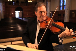 This Concert Violinist Played Throughout His Own Brain Surgery