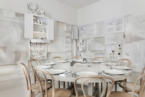 This Restaurant's Bare Bone Design Might Raise a Few Eyebrows