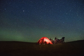 A Moto Adventure From The Netherlands To Mongolia