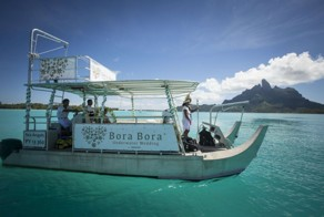 Underwater Wedding in Bora-Bora