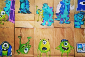 This Mom Makes Brown Bag Lunches Awesome