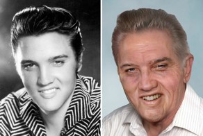 What Would Elvis, Kurt Cobain And 10 Other Rock Stars Look Like Now
