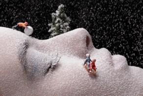 Making It Up – Beauty Series By Juan Sánchez Castillo