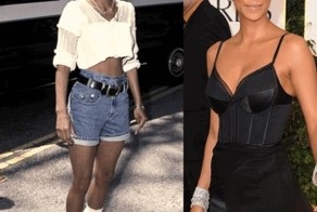 Celebs in the 90's and what they look like now