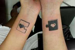 23 Couples Who Decided To Get Tattoos And Absolutely Nailed It