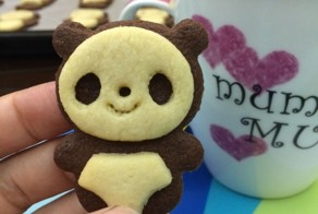Cute Cookies From Natural Ingredients