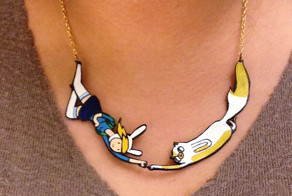Adventure Time Necklaces