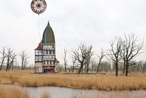 Surreal Buildings Inspired By German Architecture