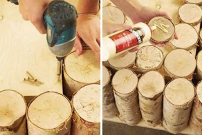 If You Have Access To Some Birch, You Can Upgrade Your Home's Interior