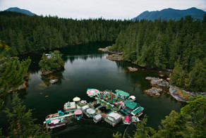 Couple Spends 20 Years Building A Self-Sustaining, Floating Island