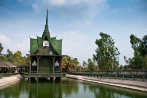 The Million Bottle Temple