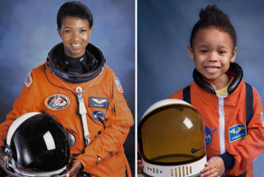 My 5-Year-Old Daughter Recreates Photos Of Heroic Women To Learn Histo