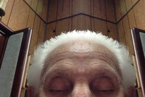 11 Grandparents Taking Selfies