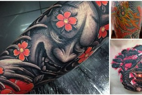 16 Japanese-Inspired Tattoos