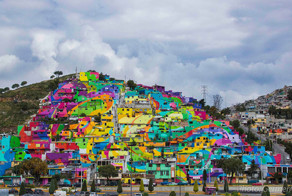 Mexican Government Asked Street Artists To Paint 200 Houses