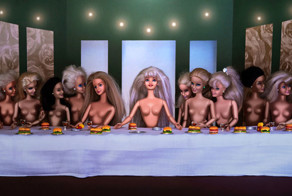 Barbies Invade Classic Paintings To Bring Women Back Into Art History