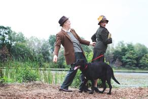 Couple Recreates '101 Dalmatians' Intro For Their Engagement