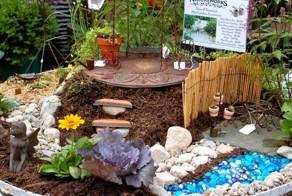 The 20 Most Original Fairy Garden Designs