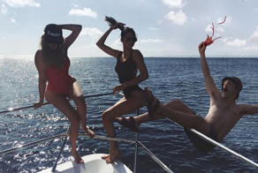 A Guy Photoshops Himself Into Kendall Jenner's Instagram And It's Hilarious