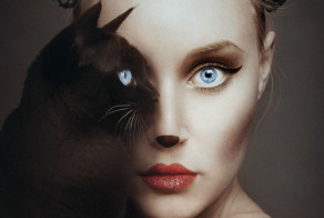 Artist Becomes One With Animals By Replacing Her Eye With Theirs