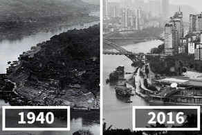 Then And Now: How China Changed In 100 Years