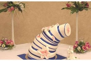 20 Wedding Cakes That Would Bring Most Brides To Tears