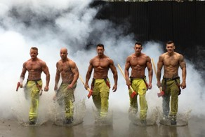 This Firefighters Calendar Just Got Even Hotter With The Addition Of Puppies