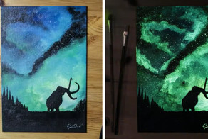 This Artist Paints With Light And It Looks Dazzling