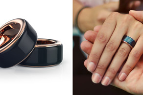 HB Rings That Let You Feel The Heartbeat Of Your Loved One In Real Time