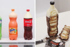 Edible Soda Cakes Look Too Realistic To Eat