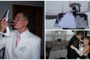 Уже не смешно. 6 дурацких традиций постсоветской свадьбы