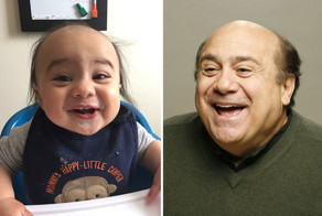 """""""My Son Used To Look Like Danny DeVito"""""""