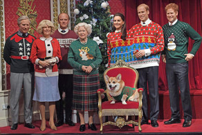 Royal Family Wearing Ugly Christmas Sweaters… Wait What?