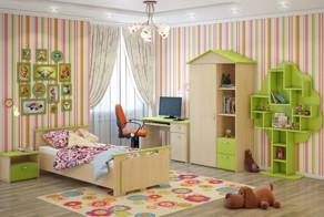Сделать из маленькой комнаты просторную детскую или несколько способов перехитрить пространство