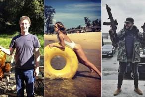 Дикие увлечения знаменитостей, взбесившие интернет (31 фото)