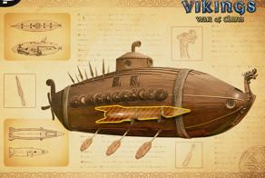 Vikings: War of Clans! Играй с целым миром!