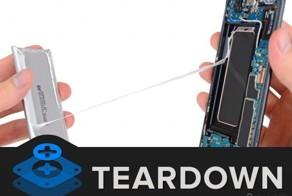 Galaxy S8+ отремонтировать можно, но сложно (22 фото + видео)
